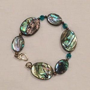 Gorgeous Abalone Paua Shell Bracelet